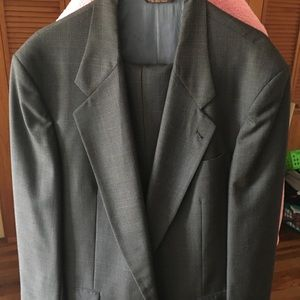 Men's Hugo Boss Suit 42R 34x32